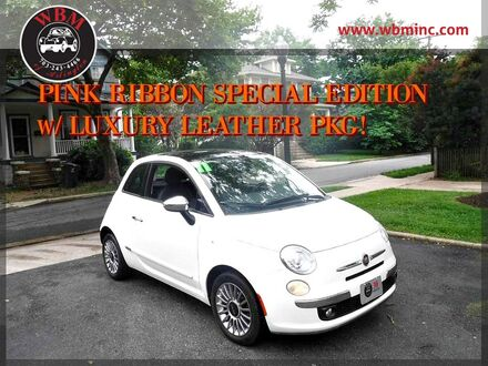 2012_Fiat_500_Lounge Hatchback_ Arlington VA