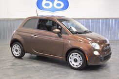 2012_Fiat_500_POP EDITION! ONLY 41K MILES! 40 MPG HWY 31 IN TOWN! MINT_ Norman OK