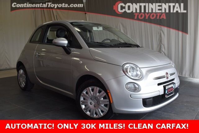 2012 Fiat 500 Pop Chicago IL