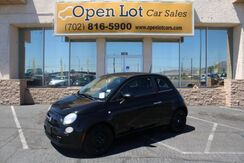 2012_Fiat_500_Pop_ Las Vegas NV