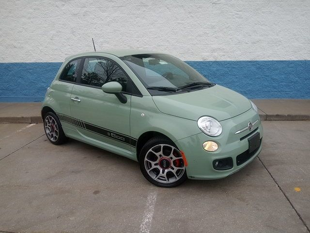 2012 Fiat 500 Sport Milwaukee WI