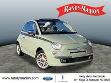2012_Fiat_500c_Lounge_ Hickory NC