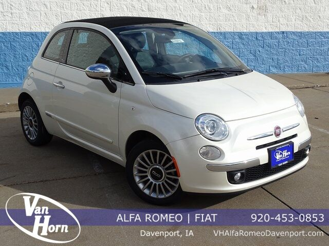 2012 Fiat 500c Lounge Plymouth WI