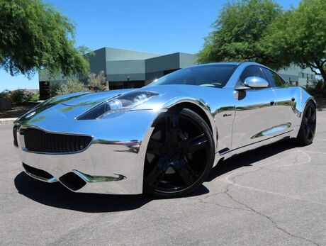 2012 Fisker Karma EcoChic Chrome Edition Scottsdale AZ
