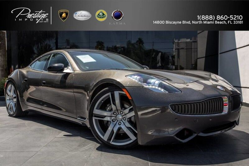 2012_Fisker_Karma_EcoSport_ North Miami Beach FL