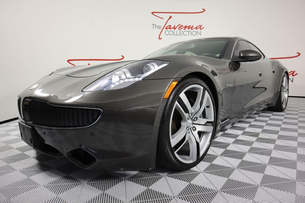 2012 Fisker Karma EcoSport Sedan 4D Hollywood FL