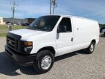 2012 Ford E-150 Cargo Van Commercial