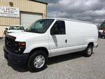 2012 Ford E-250 Cargo Van w/ Bin Package Commercial