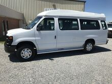 2012_Ford_E-250 Hightop Wheelchair Van ParaTransit_Commercial_ Ashland VA
