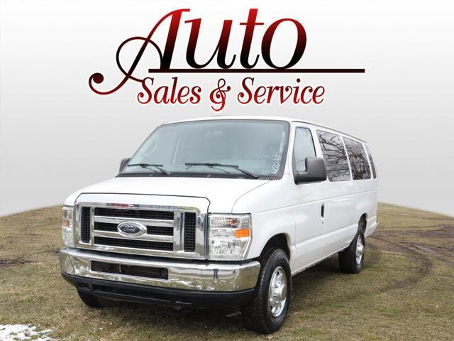 2012 Ford E-Series Wagon E-350 SD XLT Indianapolis IN
