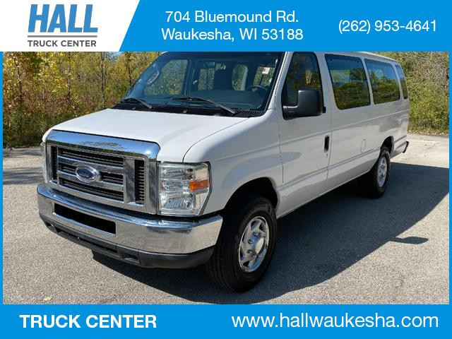 2012 Ford E-Series Wagon E-350 SUPER DUTY EXT XLT Waukesha WI
