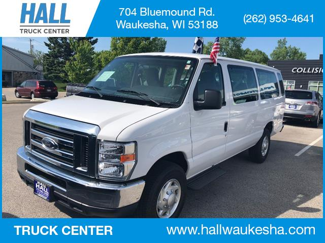 2012 Ford E-Series Wagon E-350 SUPER DUTY Waukesha WI