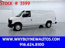 2012_Ford_E150_~ Shelves ~ Only 37K Miles!_ Rocklin CA