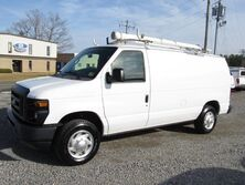 Ford E150 Commercial Cargo w/ Ladder Rack & Bins Cargo 2012