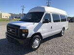 2012 Ford E250 Extended Hightop Wheelchair Van Commercial