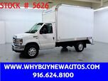 2012 Ford E350 ~ 10ft Box Van ~ 27K Miles!