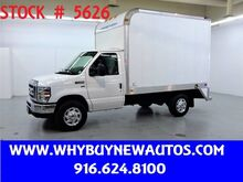 2012_Ford_E350_~ 10ft Box Van ~ 27K Miles!_ Rocklin CA