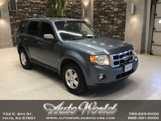 2012 Ford ESCAPE XLT FWD  Hays KS