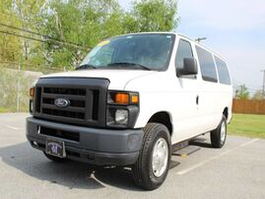 2012 Ford Econoline Cargo Van Recreational