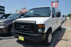 2012_Ford_Econoline_E-150_ Houston TX