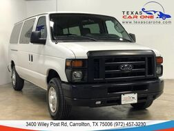 2012_Ford_Econoline_E-150 XL AUTOMATIC LEATHER SEATS 8 PASSENGER SEATING CRUISE CONT_ Carrollton TX