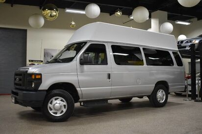 2012_Ford_Econoline_E-350 Wheelchair Van_ Boston MA