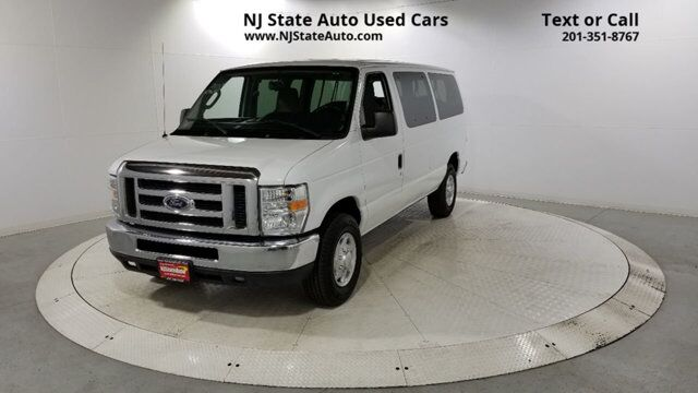 2012 Ford Econoline Wagon ECONOLINE E350 SUPER DUTY Jersey City NJ