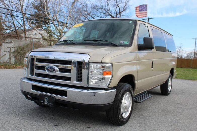 2012 Ford Econoline Wagon XLT New Castle DE