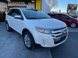2012_Ford_Edge_4d SUV FWD SEL_ Albuquerque NM