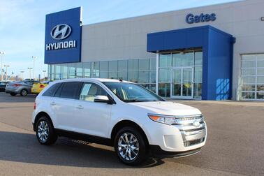 2012_Ford_Edge_4dr Limited FWD_ Richmond KY