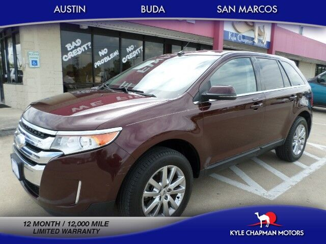 2012 Ford Edge ,BK-CAM,BLUETOOTH,PUSH START