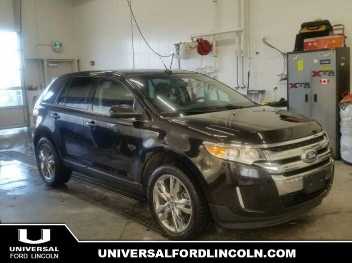 2012 Ford Edge Limited  - Leather Seats -  Bluetooth Calgary AB