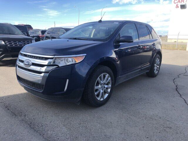 2012 Ford Edge Limited Calgary AB
