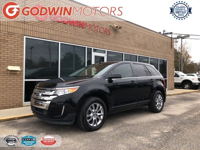 2012 Ford Edge Limited Columbia SC