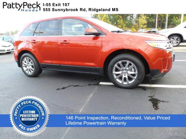 2012 Ford Edge Limited FWD Jackson MS