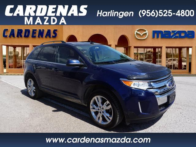2012 Ford Edge Limited Harlingen TX