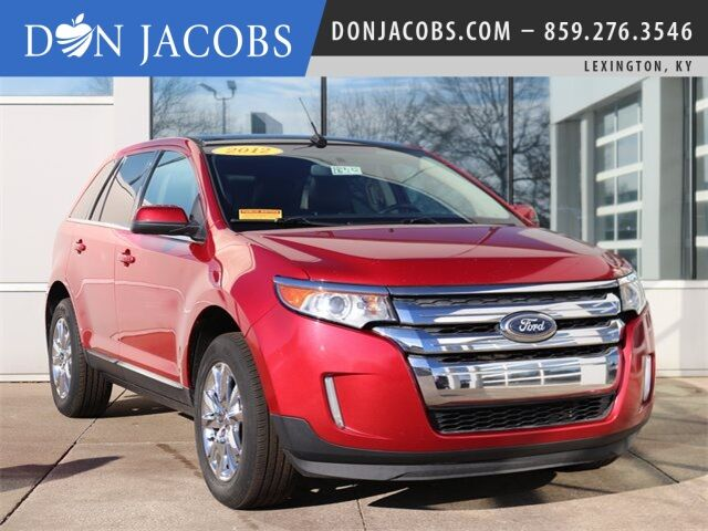 2012 Ford Edge Limited Lexington KY