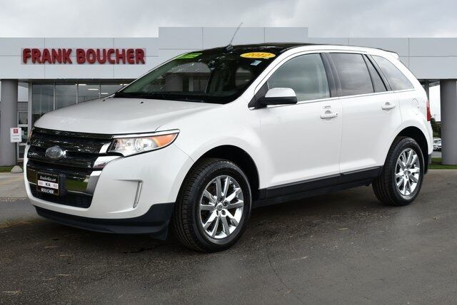 2012 Ford Edge Limited Racine WI