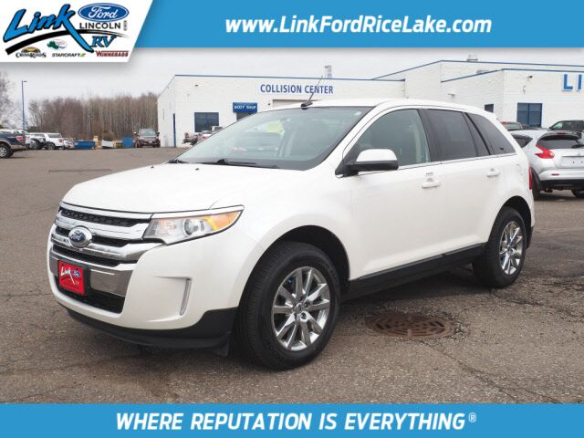 2012 Ford Edge Limited Rice Lake WI