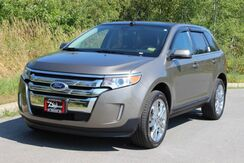 2012_Ford_Edge_Limited_ Brewer ME