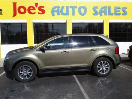 2012_Ford_Edge_SEL FWD_ Indianapolis IN