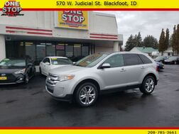 2012_Ford_Edge_SEL FWD_ Pocatello and Blackfoot ID