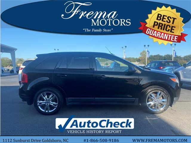 2012 Ford Edge SEL Front-wheel Drive