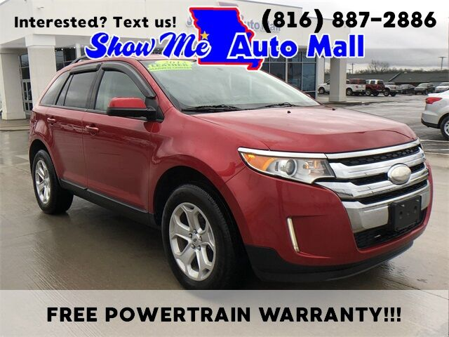 2012 Ford Edge SEL Harrisonville MO