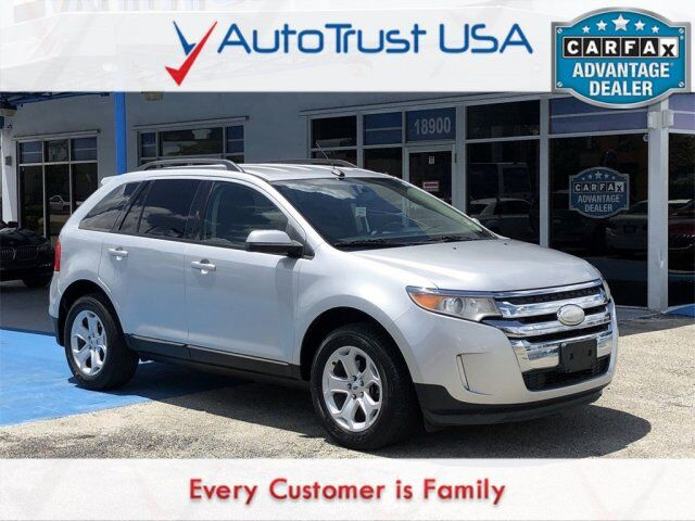2012 Ford Edge SEL Miami FL