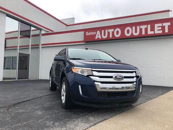 2012_Ford_Edge_SEL_ Richmond KY