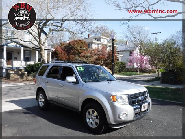 2012 Ford Escape 4WD Limited Arlington VA