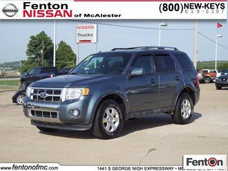 2012_Ford_Escape_Limited_ McAlester OK