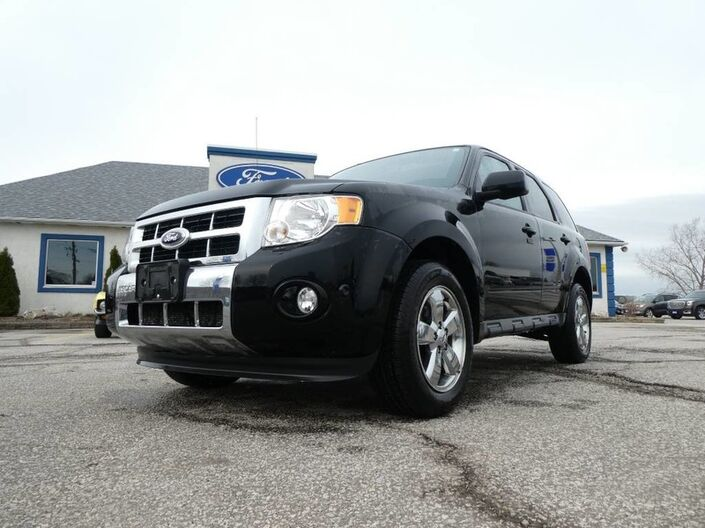 2012 Ford Escape Limited- NAV- REMOTE START- BACKUP CAM- LOADED Essex ON