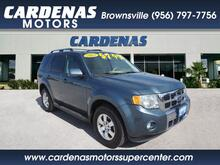 2012_Ford_Escape_Limited_ McAllen TX